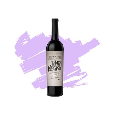 TintoNegro Uco Valley Malbec | The Ministry Of Drinks | 400 x 400 jpeg 11kB